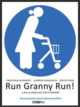 Run Granny Run! - 11 x 17 Movie Poster - Style A