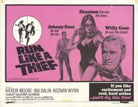 Run Like a Thief - 11 x 14 Movie Poster - Style A