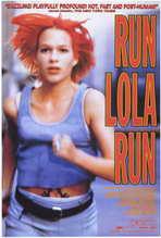 Run Lola Run - 27 x 40 Movie Poster - Style A