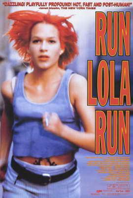 Run Lola Run - 11 x 17 Movie Poster - Style A