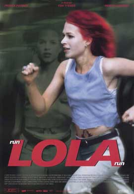 Run Lola Run - 11 x 17 Movie Poster - Style B