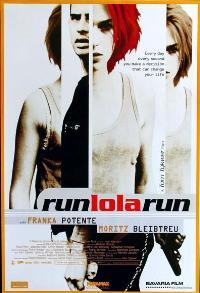 Run Lola Run - 11 x 17 Movie Poster - Style C