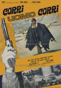 Run, Man, Run - 27 x 40 Movie Poster - Foreign - Style A