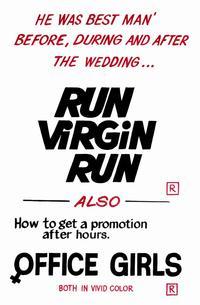 Run Virgin Run - 11 x 17 Movie Poster - Style A