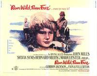 Run Wild Run Free - 11 x 14 Movie Poster - Style A