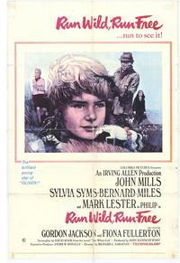 Run Wild Run Free - 11 x 17 Movie Poster - Style A