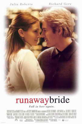 Runaway Bride - 11 x 17 Movie Poster - Style B
