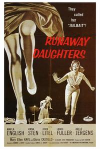Runaway Daughters - 27 x 40 Movie Poster - Style A