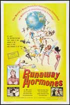 Runaway Hormones - 11 x 17 Movie Poster - Style A