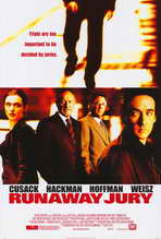 Runaway Jury - 27 x 40 Movie Poster - Style A