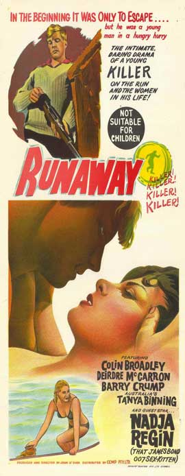 Runaway - 27 x 40 Movie Poster - Style A