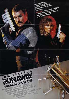 Runaway - 27 x 40 Movie Poster - German Style A