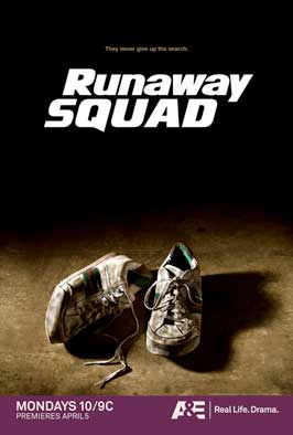 Runaway Squad (TV) - 11 x 17 TV Poster - Style A