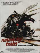 Runaway Train - 11 x 17 Movie Poster - French Style A