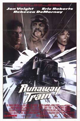 Runaway Train - 11 x 17 Movie Poster - Style A