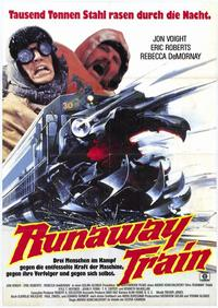 Runaway Train - 11 x 17 Poster - Foreign - Style A