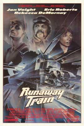 Runaway Train - 27 x 40 Movie Poster - Style B