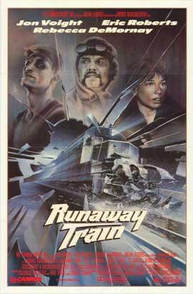 Runaway Train - 11 x 17 Movie Poster - Style B