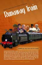 Runaway Train - 43 x 62 Movie Poster - Bus Shelter Style A
