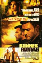 """Runner Runner"" Movie Poster"