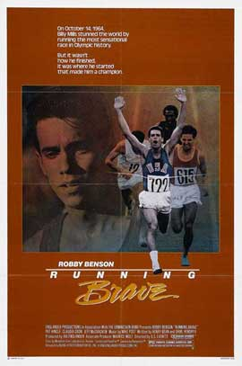 Running Brave - 27 x 40 Movie Poster - Style B