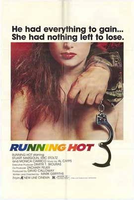 Running Hot - 27 x 40 Movie Poster - Style A