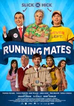 Running Mates - 11 x 17 Movie Poster - Style A