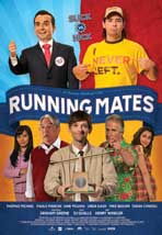 Running Mates - 27 x 40 Movie Poster - Style A