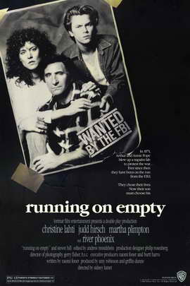 Running on Empty - 11 x 17 Movie Poster - Style A