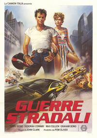 Running on Empty - 39 x 55 Movie Poster - Italian Style A