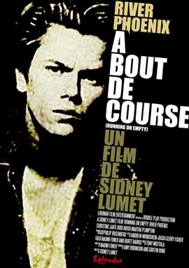 Running on Empty - 11 x 17 Movie Poster - French Style A
