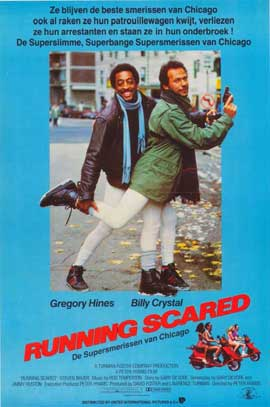 Running Scared - 11 x 17 Movie Poster - Belgian Style A