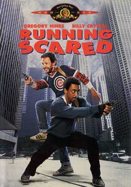 Running Scared - 11 x 17 Movie Poster - Style B