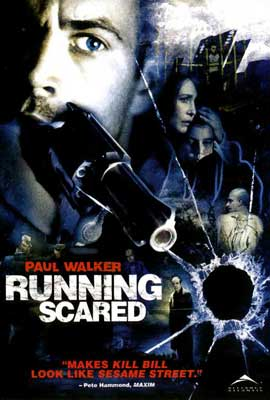 Running Scared - 27 x 40 Movie Poster - Style B