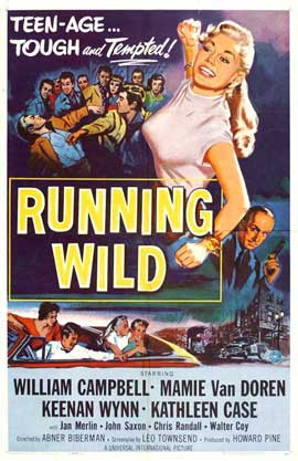 Running Wild - 11 x 17 Movie Poster - Style A