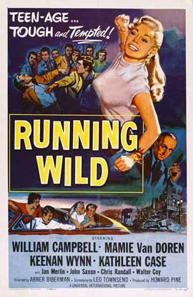 Running Wild - 27 x 40 Movie Poster - Style A