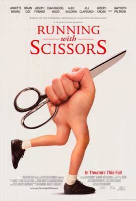 Running with Scissors - 11 x 17 Movie Poster - Style A