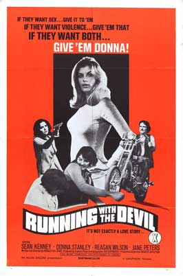 Running with the Devil - 11 x 17 Movie Poster - Style A