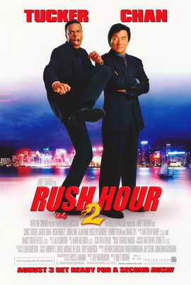 Rush Hour 2 - 11 x 17 Movie Poster - Style A