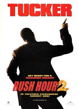 Rush Hour 2 - 27 x 40 Movie Poster - Style B