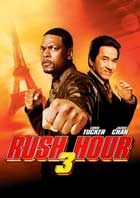 Rush Hour 3 - 27 x 40 Movie Poster - Style D