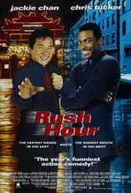 Rush Hour - 11 x 17 Movie Poster - Style B