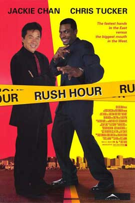 Rush Hour - 11 x 17 Movie Poster - Style A