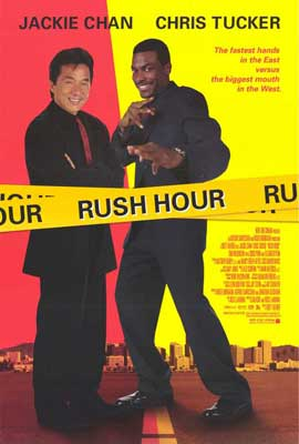 Rush Hour - 27 x 40 Movie Poster - Style A