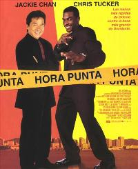 Rush Hour - 11 x 17 Movie Poster - Spanish Style A