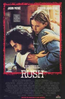 Rush - 27 x 40 Movie Poster - Style B