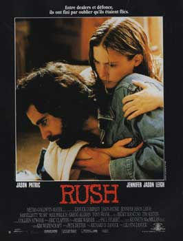 Rush - 11 x 17 Movie Poster - French Style A