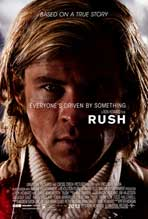 """Rush"" Movie Poster"