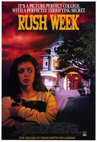 Rush Week - 27 x 40 Movie Poster - Style A