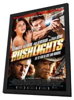 Rushlights - 27 x 40 Movie Poster - Style A - in Deluxe Wood Frame